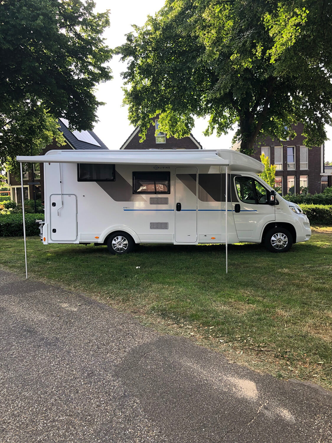 Sun Living S 70SL 5 persoons